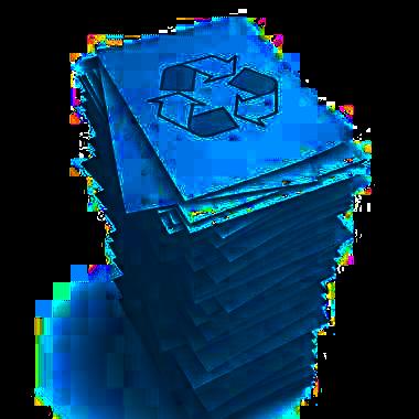 recycléo - Papier recyclé - Bordeaux