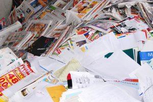 Recycleo_easytri déchet de bureau